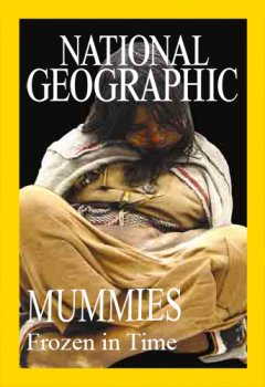 Мумии. Застывшие во времени / Mummies. Frozen in Time (2018) National Geographic.