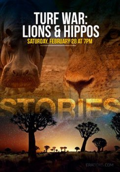 ����� �� ����������. ���� � �������� / Turf War. Lions and Hippos (2013)