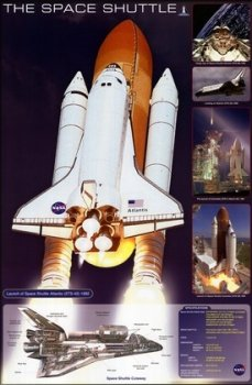 ��������. ����������� ������ / The Space Shuttle. A Horizon Guide (2012)