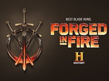 Между молотом и наковальней / Forged in Fire 6 сезон 13 серия (2019)
